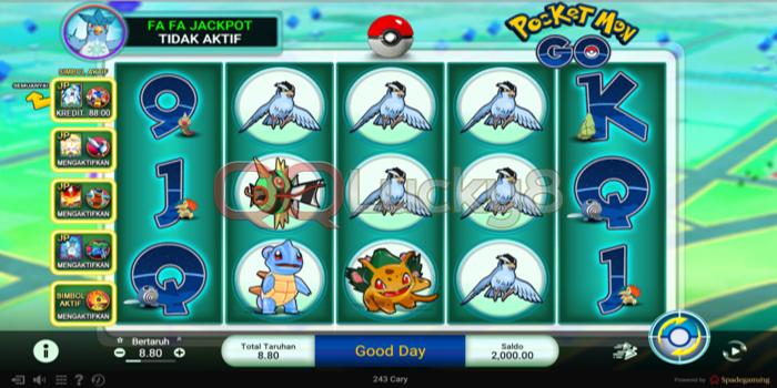 slot online pokemon go