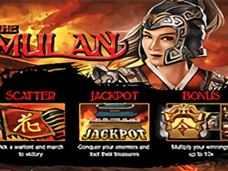 Game Slot Mulan QQLucky8 Provider Joker Gaming